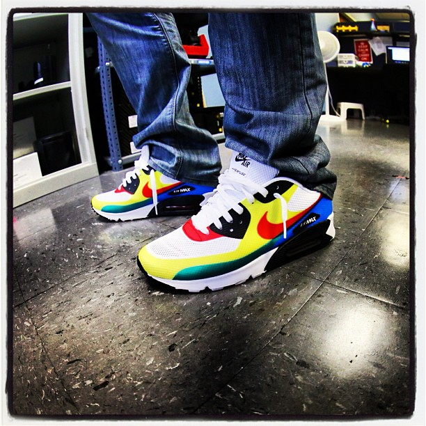 air max 90 hyperfuse olympic