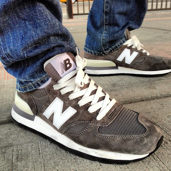 new balance 990 30th anniversary navy