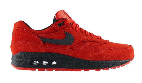 Nike Air Max 1 Premium Rouge Pas Cher