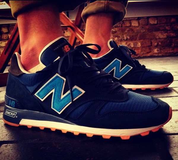 New Balance 1300 Ronnie Fieg Salmon Toe