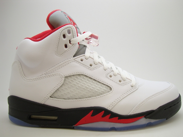 Air Jordan 5 Fire Red Retro 2013