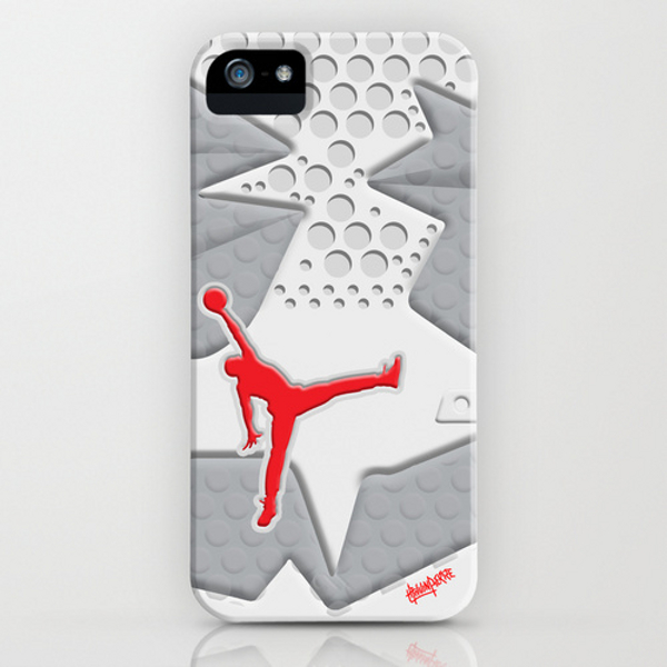 coque jordan iphone 5