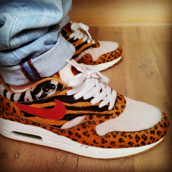 Nike Air Max 1 Atmos Supreme Safari