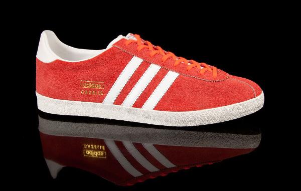 Prix Adidas Gazelle Rouge