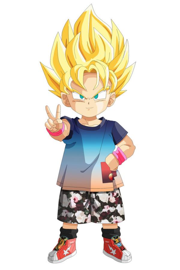 Future Goten And Trunks Gotrunk (Dragon Ball Z...