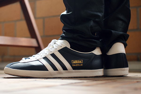 Adidas Originals Gazelle Og Noir