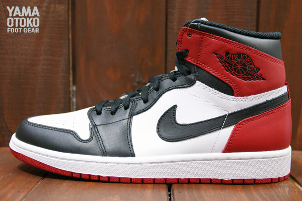 Air Jordan 1 Retro Black Toe 2013