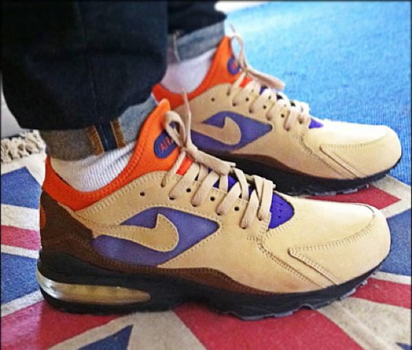 93 Air Max Gold
