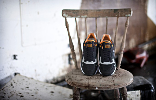 """Solebox X Saucony Shadow 5000 """"The Lucanid"""" – sortie le 15/06/2013"""
