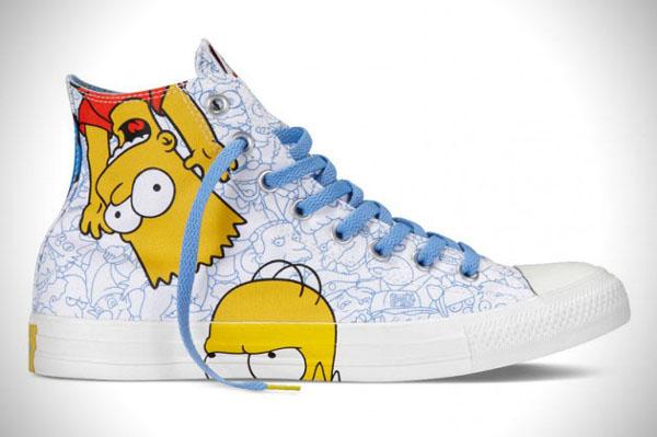 "Converse ""simpson"" série spéciale The-Simpsons-Converse-Chuck-Taylor-All-Star-Footwear-Collection-5"