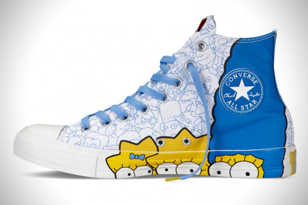 "Converse ""simpson"" série spéciale The-Simpsons-Converse-Chuck-Taylor-All-Star-Footwear-Collection-6"