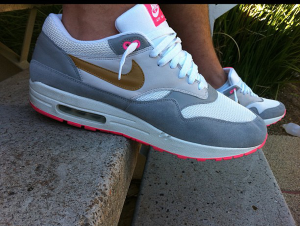 Nike Air Max 1 Flamingo