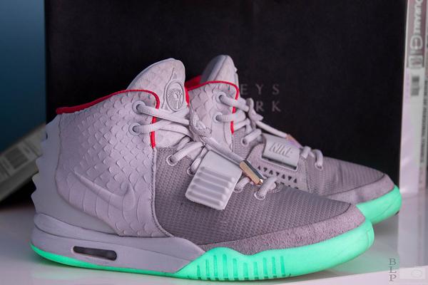 Nike Air Yeezy 2 franc maçon
