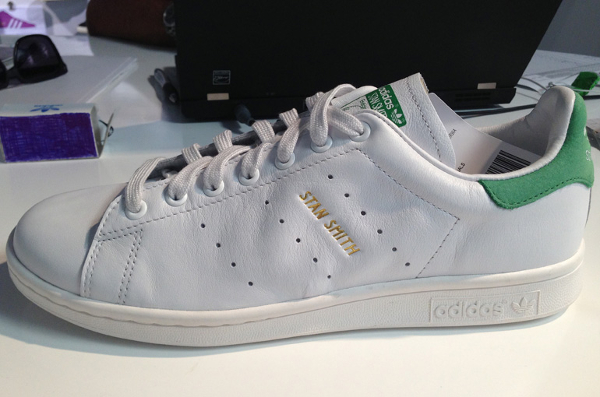 Stan Smith Adidas Doré