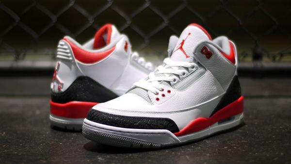 Air Jordan Femme Retro 3