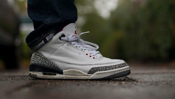 on sale 8102a ca1bf jordan 3 sneakers