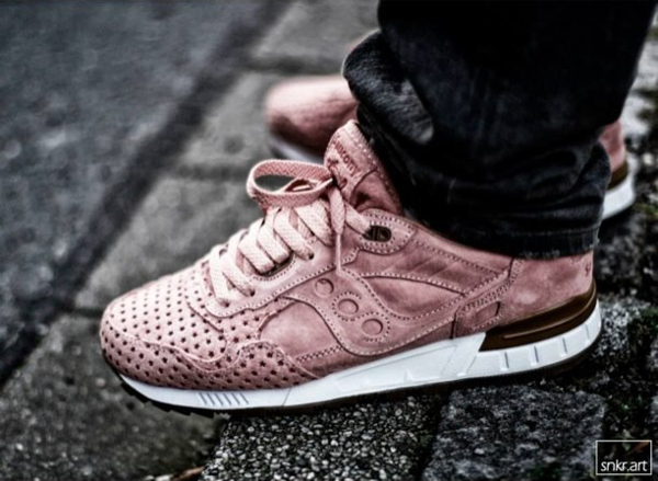 Saucony Shadow 5000 x Play Cloths « Candy »