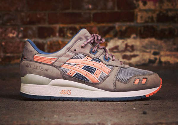 Asics Gel Lyte 3 RF Flamingo