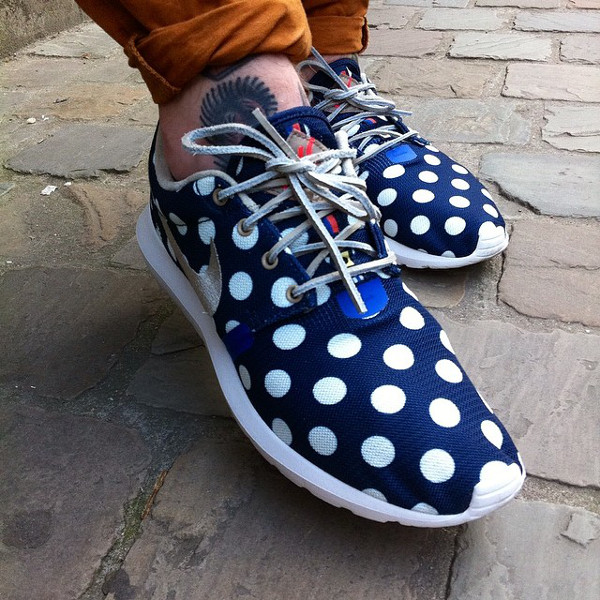 Nike Roshe Run USA - Captainzombi