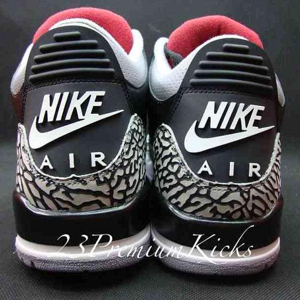 acheter air jordan 3 black cement