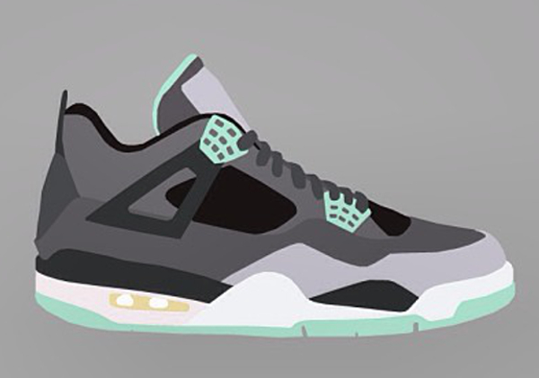 Air Jordan : 6 illustrations signées The Lime Bath
