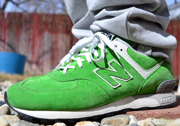 576 new balance Green