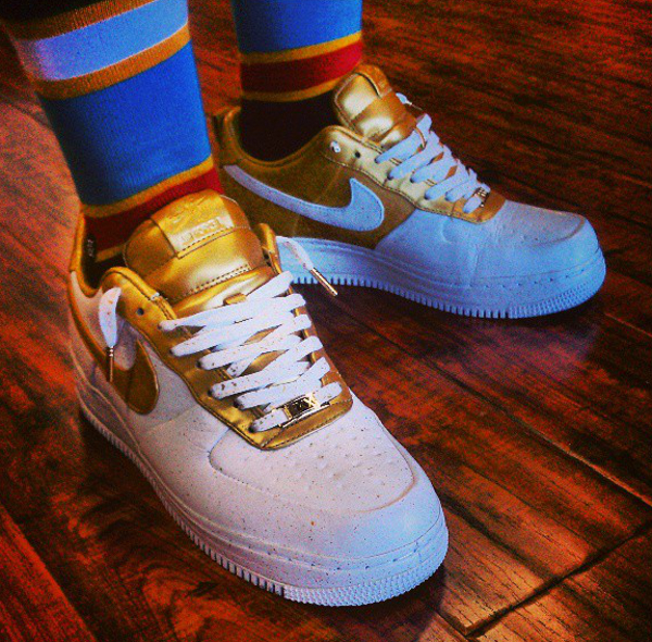 sports shoes 415ca 8244d coupon nike air force 1 gold medal stand f82c2 bc9f6