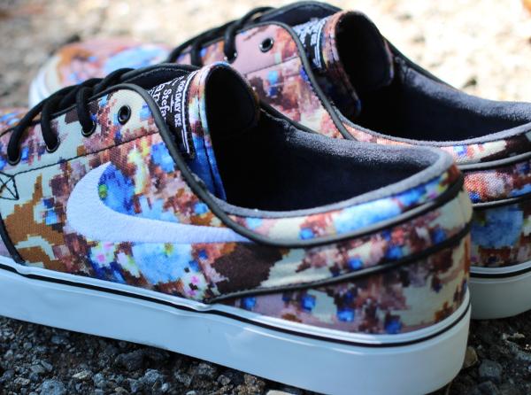 Nike SB Janoski Floral
