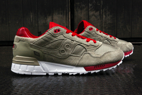 Saucony Shadow 5000 « Novem » x Distinct Life x BAU