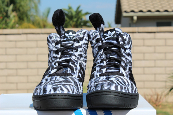 Adidas Originals Js Zebra