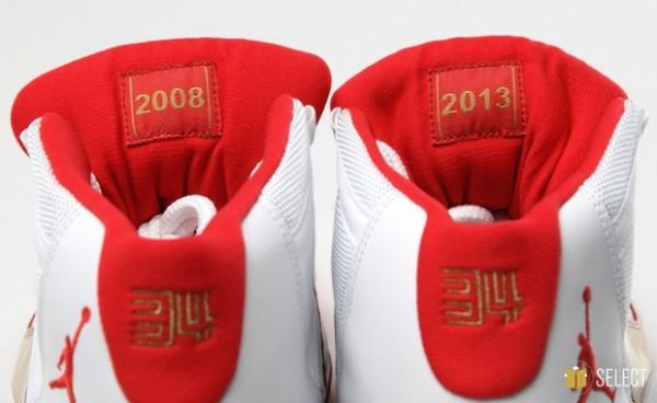 La Air Jordan 11 «Two Rings» : une paire créée pour Ray Allen