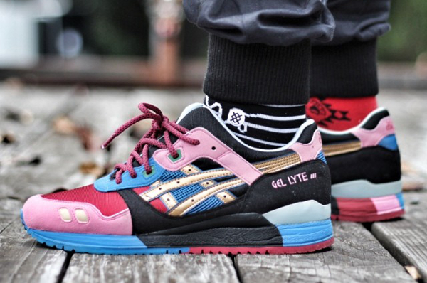Asics Gel Lyte 3 x David Z