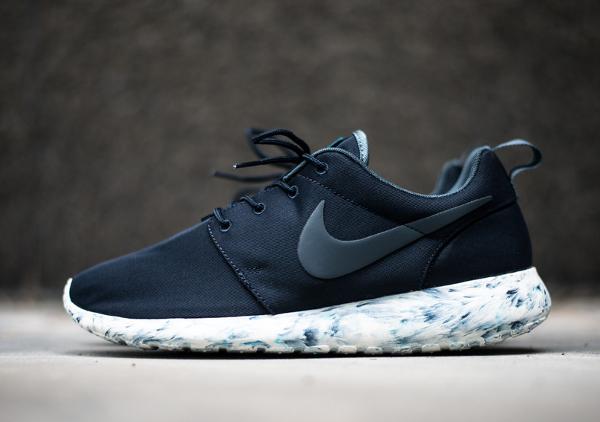 klwyv Nike Roshe Run Marble QS