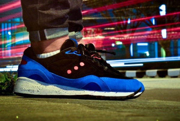 Saucony Shadow 6000 x Footpatrol « Only in Soho »