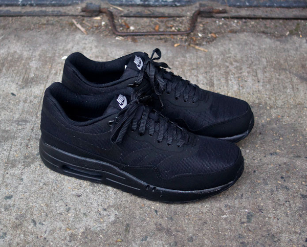 Nike Air Max 1 Premium Tape Blackout