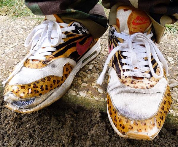 nike air max 1 leopard qui se déchire Oreezy