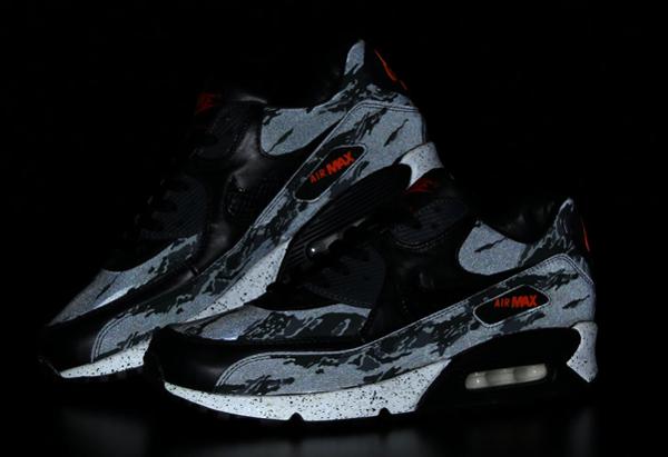 Nike Air Max 90 Tiger Camo