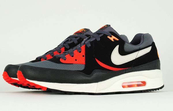 nike air max light essential Black Sail Black