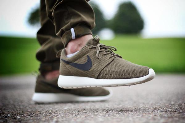 Nike Roshe Run Iguana Green �C Maxlindenbaum