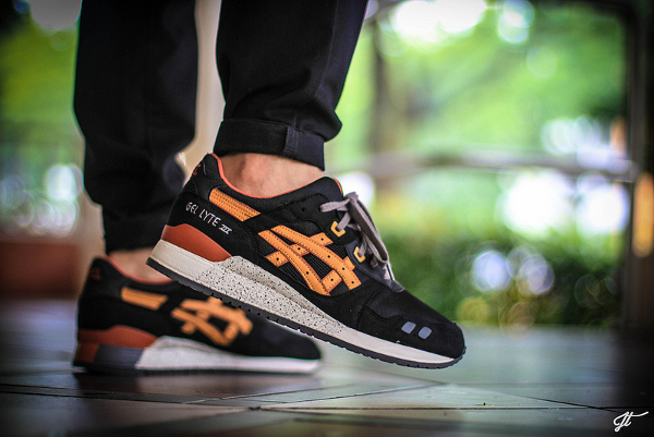 asics gel lyte 3 black tan shop