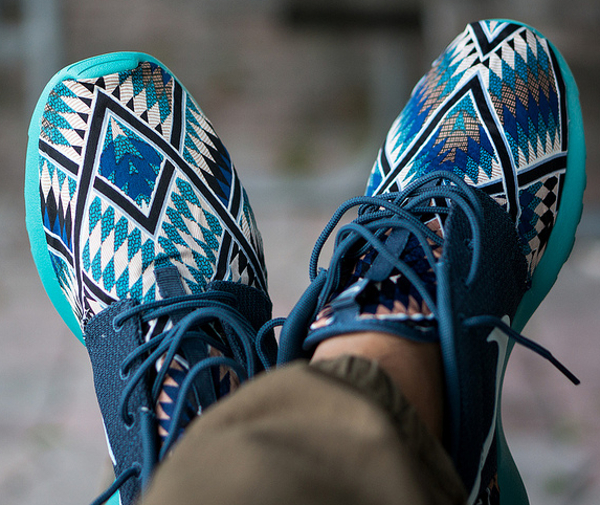 nike tribal shoes