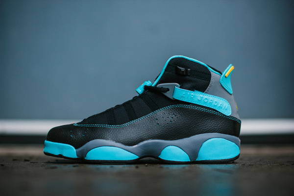 Air Jordan 6 Rings Gamma Blue