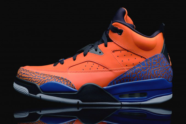 Air Jordan Son Of Mars Low Knicks & Dark Sea