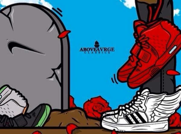 Les marques de sneakers et les stars : les liaisons dangereuses…