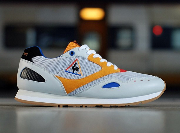 Le Coq Sportif Flash x Crooked Tongues