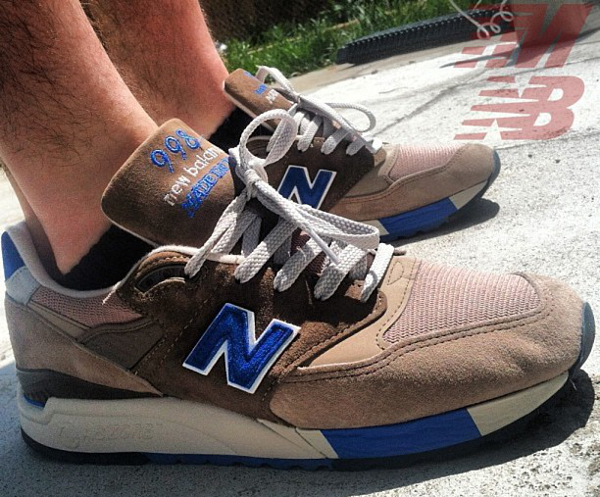 new balance 998 pebble blue for sale