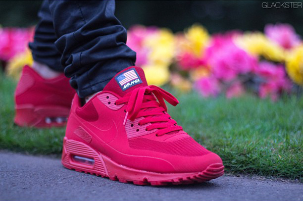 hyperfuse air max 90 pink