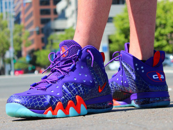 online store ce3b7 d73ca Nike Barkley Posite Max Phoenix Suns