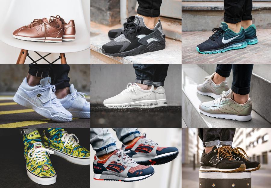 Shopping list de Noël 2016 : 12 sneakers à offrir (ou vous faire offrir)