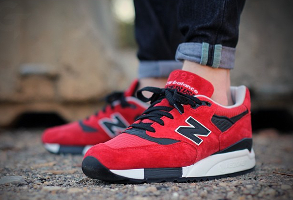 new balance 998 phoenix red dress
